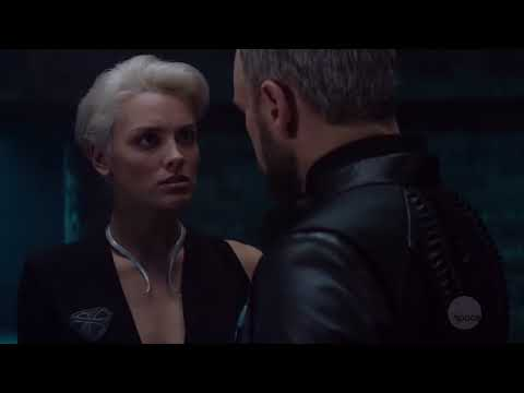 Krypton S01E03 Best Scenes #06