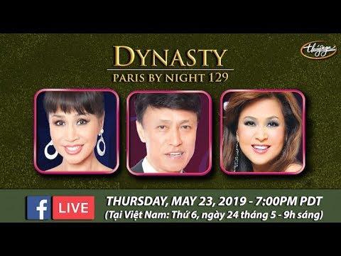 Livestream với Khánh Hà, Tuấn Ngọc, Lưu Bích - May 23, 2019 - Thời lượng: 1 giờ và 7 phút.