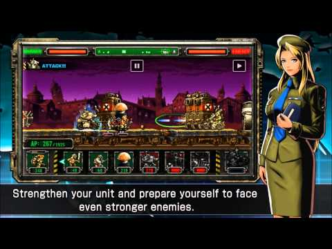 Video of METAL SLUG DEFENSE