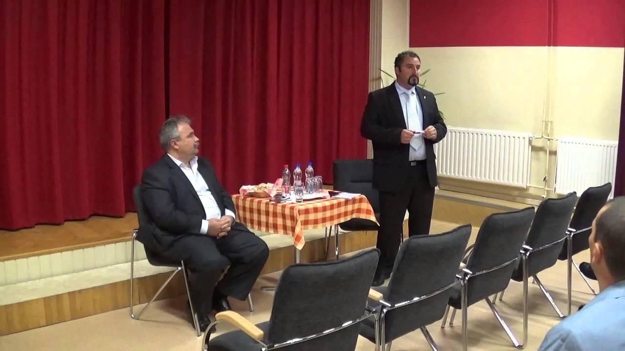 Nátz Miklós polgármesterjelölt