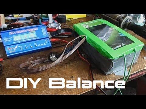 DIY: Balance Charging E-Bike lithium battery upgrade