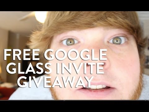 google   invite - I received an invite to purchase Google Glass the other from Google themselves! I don't want Google Glass, but I'm sure someone who watches this video does! ...