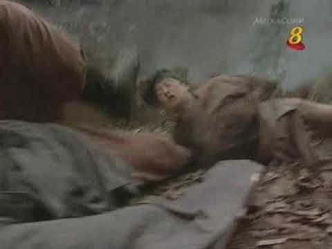 Water Margin (1997) - Wu Song fighting some ambushers