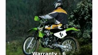 2. 2004 Kawasaki KDX 220R  Engine Features
