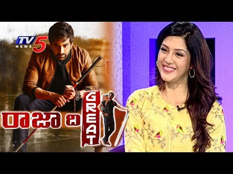 Actress Mehreen Exclusive Interview On Raja The Great Movie | Ravi Teja