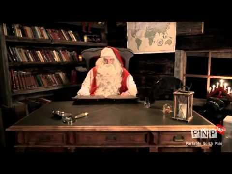 PNP - Portable North Pole - Video for Mary