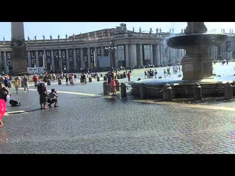 Italiy - Vatican, St. Peter's square 1