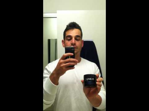 4OZ MAK Glypto Pomade Strong Firm Hold Hair Paste