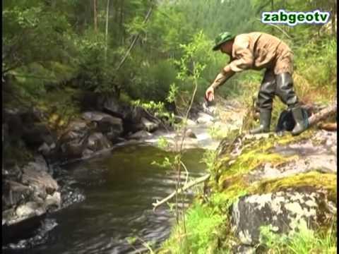 ловля хариуса летом в ручьях