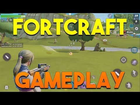 FORTCRAFT FULL GAMEPLAY BY NetEase Games