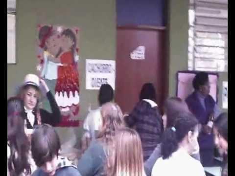 FESTA JUNINA CMEB FLORES DA CUNHA 2012