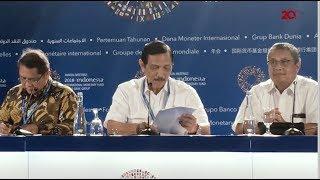 Video Luhut Emosi saat Anggaran IMF-World Bank Dikritik MP3, 3GP, MP4, WEBM, AVI, FLV November 2018