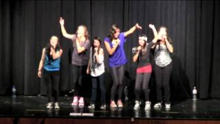 """""""Dynamite"""", by Taio Cruz - Cover by Cimorelli LIVE in Texas!"""