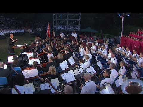 Cohan's Big Three (Live from West Point) - Mormon Tabernacle Choir