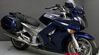 2. 2012  YAMAHA  FJR1300 W/ABS  - National Powersports Distributors