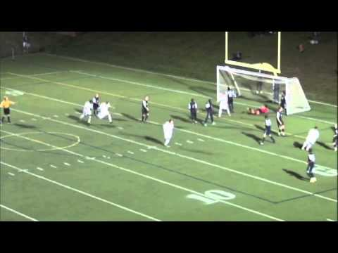 Men's Soccer Highlights vs. Villanova