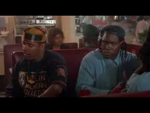 CB4 (1993) - Private Emergency Meeting & Fight Scene