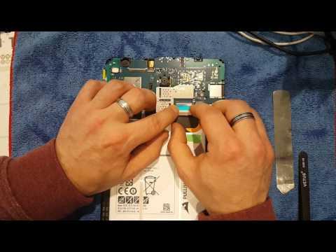 Samsung Galaxy Tab E 9.6 (T560) : comment changer la vitre et/ou le LCD