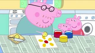 Peppa Pig en Español Episodios completos Pintura 2 | Pepa la cerdita
