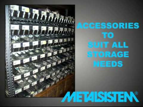 Metalsistem Shelving
