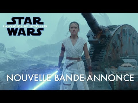 Star Wars : L'Ascension de Skywalker - Bande-annonce officielle (VOST)