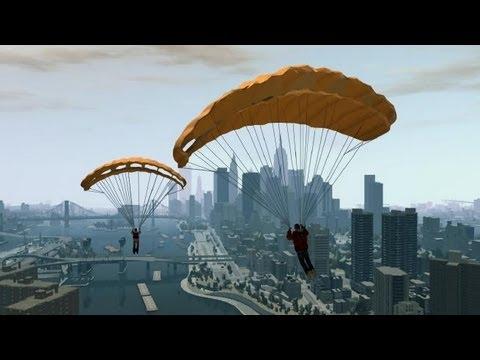 comment prendre le parachute dans gta 5 xbox