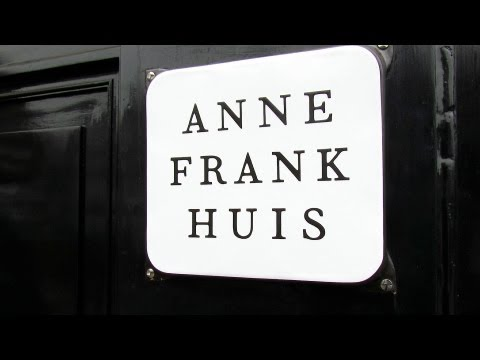 Visiting the Anne Frank House   Amsterdam Travel