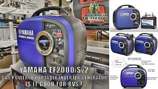 7. Yamaha EF2000is Generator Review Is It Good For RV Campers? The Great Outdoors RV Colorado Dealer