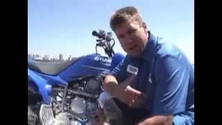9. Yamaha Raptor 250 Overview