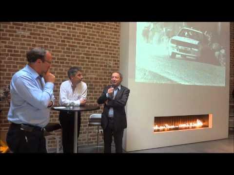 Voorstelling Opel Ascona 400 RA18