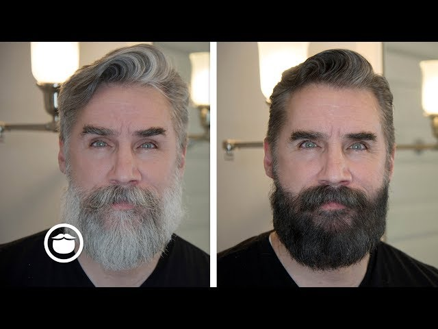Coloring Your Grey Beard – Beardbrand