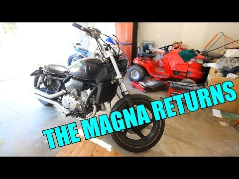 The Magna has Returned (видео)