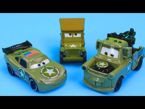Army - Just4fun290 presents Episode 1 of Army Mater & Lightning McQueen! Lightning McQueen and Mater are extremely board and can't find anything to do! Sarge drives up to the two and recommends they...