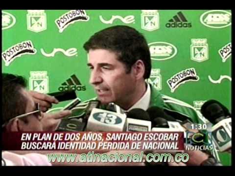 Entrevista a Santiago Escobar