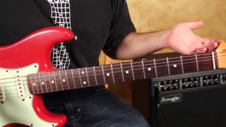 Eric Church -  The Outsiders -  how to play on guitar -  Lesson -  tutorial