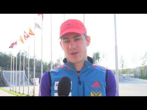 Эдуард Латыпов о сборах в Тюмени и атмосфере в команде