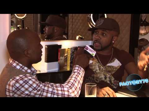 0 VIDEO: FACTORY78   Banky W Exclusive Yes/No & EME Album interview [Part.1 & 2]Banky W