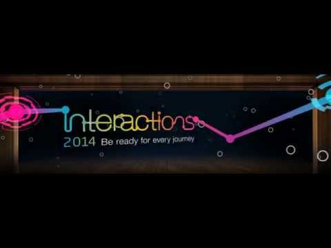 You're Invited to Interactions 2014