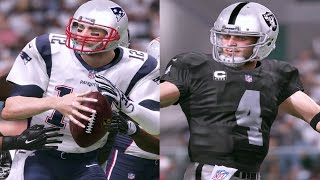 DEREK CARR EXPOSES TOM BRADY!! MADDEN 17 GAMEPLAY