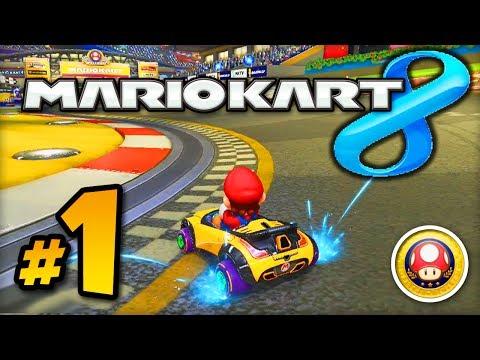 Super Mario Kart Wii U