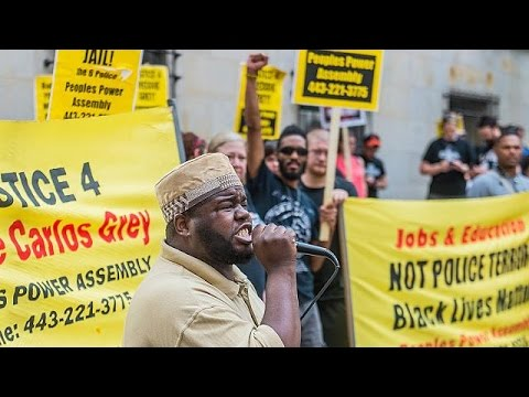 ΗΠΑ: Ξεκίνησε η δίκη για το θάνατο του Φρέντι Γκρέι