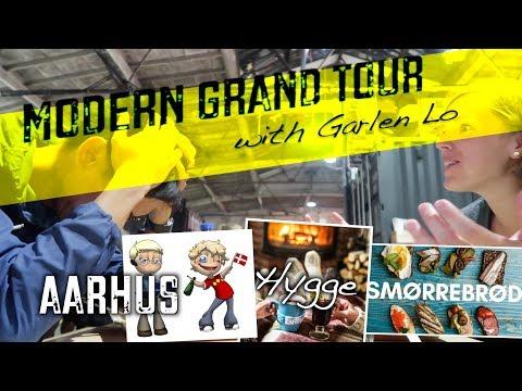 (Ep5) Aarhus - Modern Grand Tour with Garlen Lo