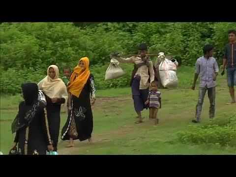 Εθνοκάθαρση των Ροχίγκια στη Μιανμάρ βλέπει ο ΟΗΕ
