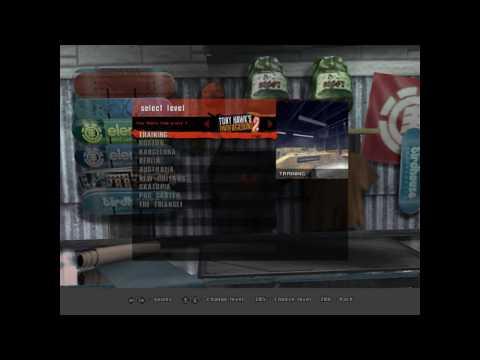 Tony Hawk's Underground Pro Online 2014 [Preview] ---[Game still being played online September 2018]