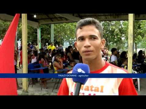 Amazonas News | Comunidade no baixo Rio Preto da Eva é exemplo de cidadania