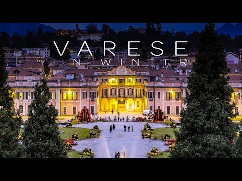 Varese In Winter, suggestivo video di due studenti