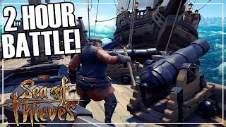 The Longest Battle Ever - Sea of Thieves
