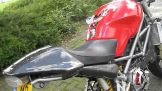 9. 2001 Ducati Monster 916 S4