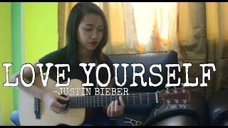 Video Love Yourself ‐ Justin Bieber (Cover) download in MP3, 3GP, MP4, WEBM, AVI, FLV Mei 2017