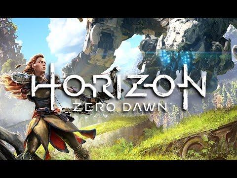Прохождение Horizon Zero Dawn — Часть 5: СБОР РЕСУРСОВ!